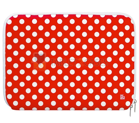 Pat Says Now Red Polka Dot review
