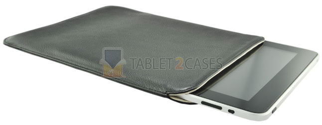 Power Support iPad Leather Sleeve review