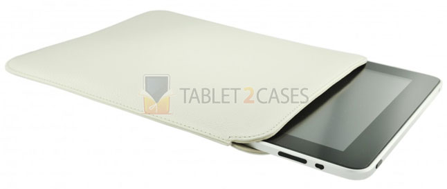 Power Support Leather Sleeve for iPad review