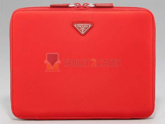 Prada Nylon iPad Case