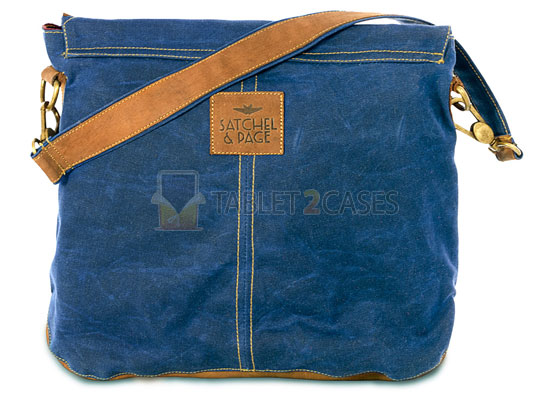 Satchel and Page the Alegna iPad Purse