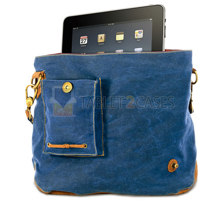 Satchel and Page the Alegna iPad Purse review