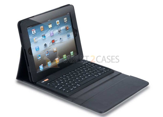 Solid Line RightShift Bluetooth iPad 2 Keyboard Case