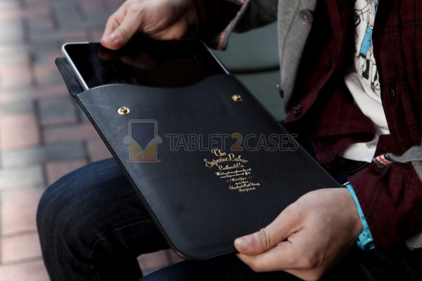 Superior Labor Leather iPad Sleeve