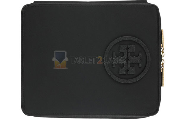Tory Burch Canvas iPad Case
