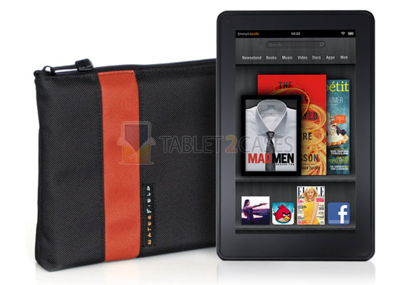 WaterField Designs Travel Express case for Kindle Fire