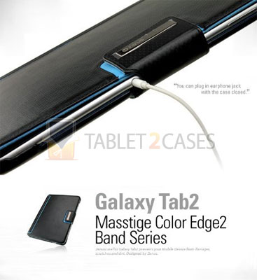 Masstige Color Edge2 Series Case from Zenus for Galaxy Tab 10.1