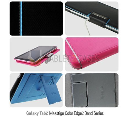 Masstige Color Edge2 Series Case from Zenus for Galaxy Tab 10.1 review