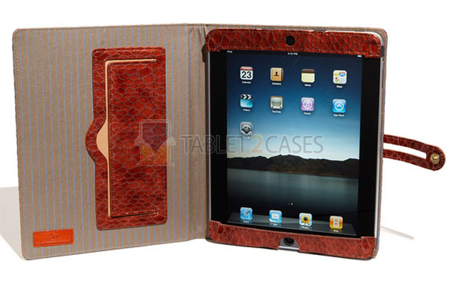 Abas Metallic iPad Case