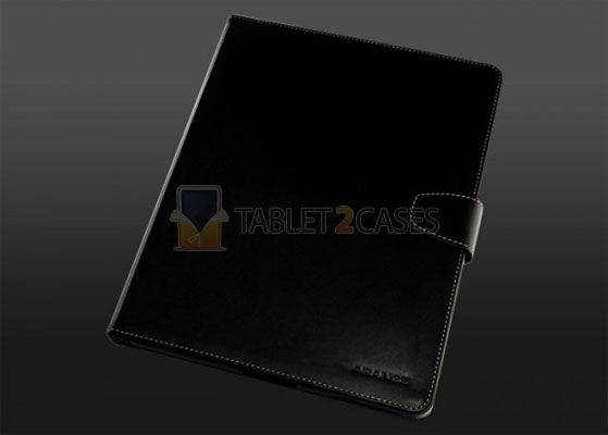 Aranez iPad 2 Notebook Kangaroo Leather Case