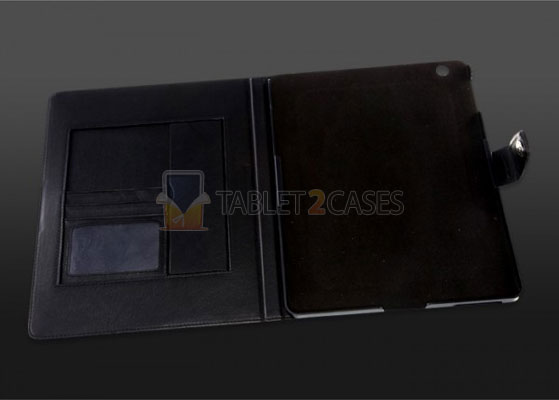 Aranez Notebook Kangaroo Leather Case for iPad 2 review