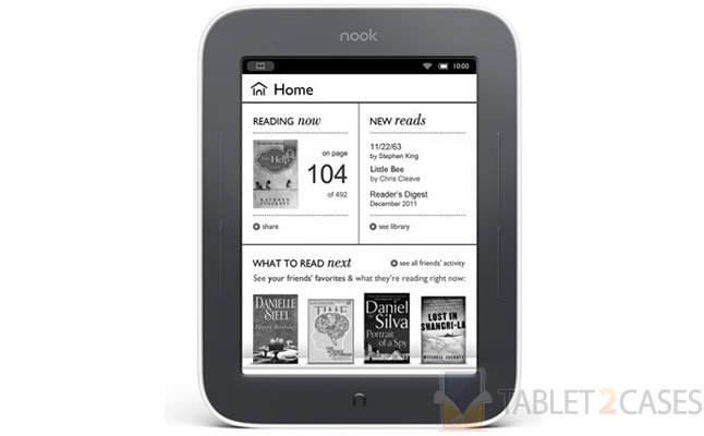 Barnes & Noble Nook Simple Touch will cost $20 less on Black Friday