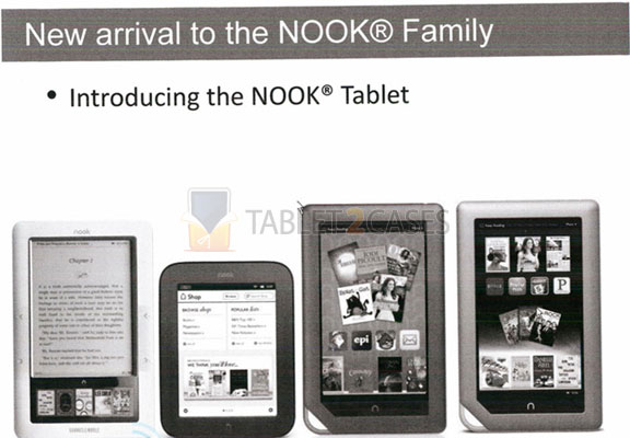 Barnes & Noble Nook tablet on sale from November 16