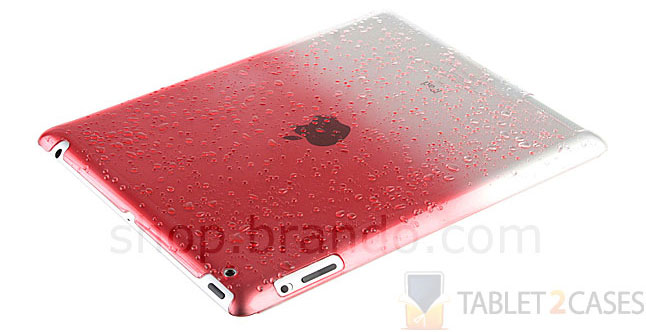 Brando Workshop iPad 2 Mist Hard Case screenshot