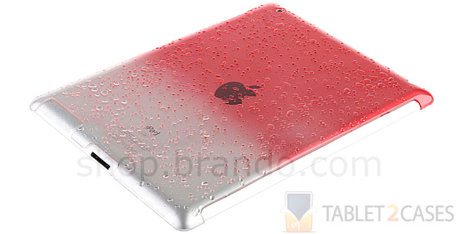 iPad 2 Mist Hard Case from Brando Workshop