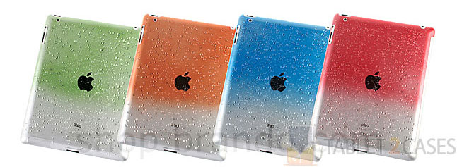 iPad 2 Mist Hard Case from Brando Workshop review