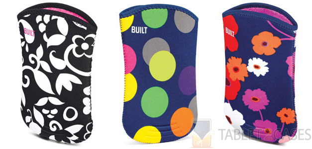 Slim Neoprene Sleeve for Kindle Fire from Built NY
