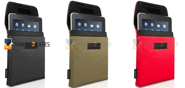 Capdase iPad2 Slek Sleeve review
