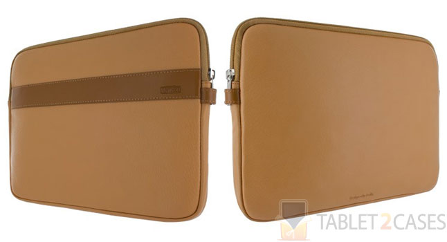 Artwizz Leather Sleeve for iPad 2 review