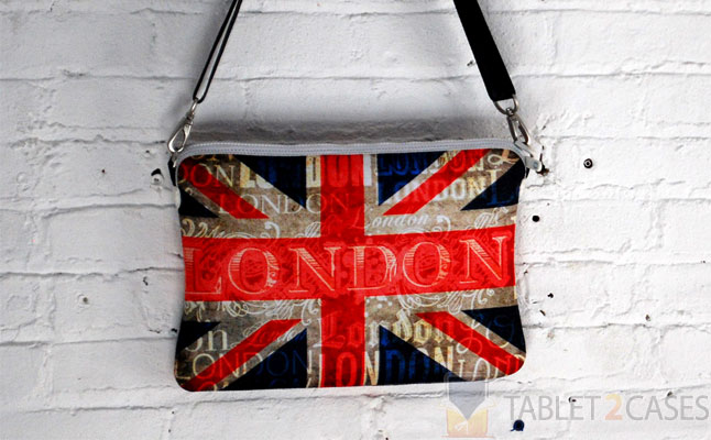 Caseable London Case for iPad