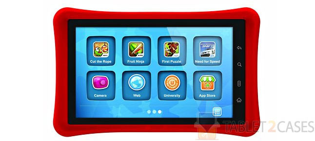 Fuhu Nabi tablet for kids