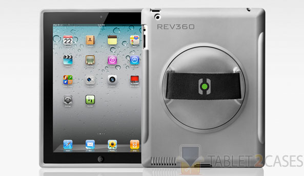 Hub Innovations Rev360 2.0 Case for iPad 2