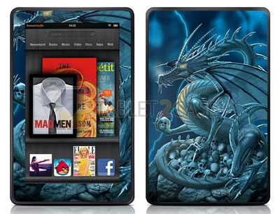 iStyles Amazon Kindle Fire Skins