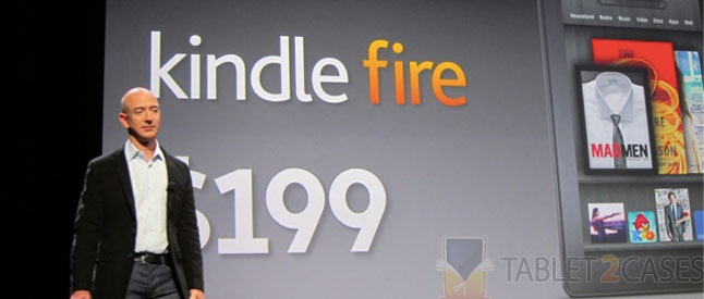 Amazon Kindle Fire tablet release