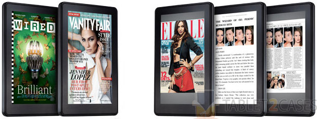 Kindle Fire to come with free magazine subscription