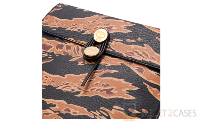 MCM by Phenomenon iPad Tiger Camo Case