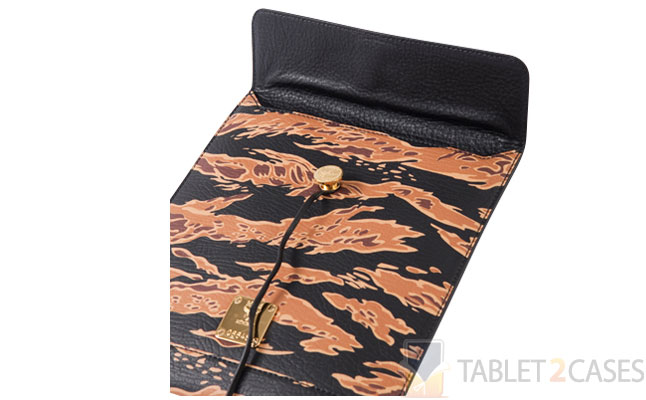 MCM by Phenomenon iPad Tiger Camo Case review