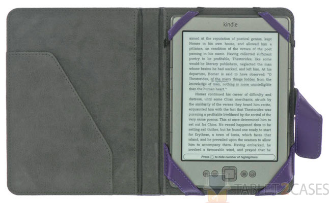 M-Edge Executive Jacket for Kindle Touch and Kindle 4 screenshot