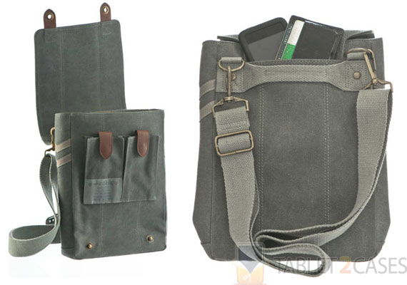 M-Edge Trench Runner Messenger Bag