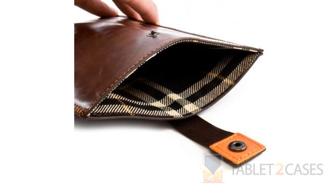 Proporta Leather Style Pouch for the Amazon Kindle Fire screenshot