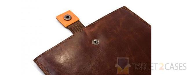 Leather Style Pouch for the Amazon Kindle Fire from Proporta review