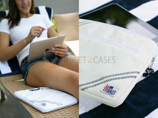 Sailor Bags Sailcloth iPad Sleeve