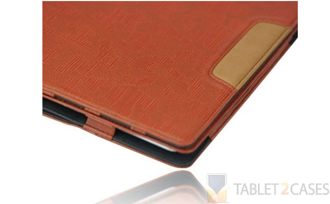 Signature Folio Leather Case for Kindle Fire from Splash review