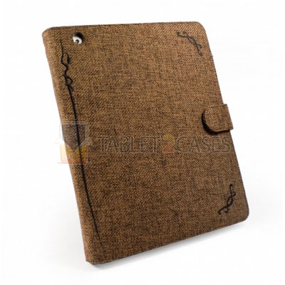 Tuff-Luv Scribe Folio Stasis for iPad 2 review
