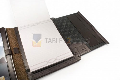 iPad 2 Tuff-Luv Scribe Folio Stasis review