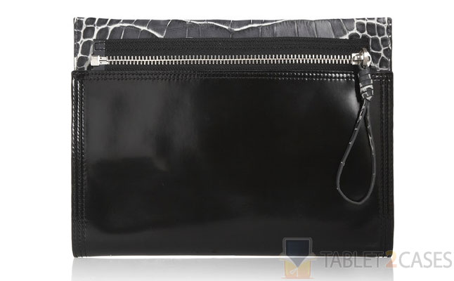 Pashli Crocodile-effect Clutch from 3.1 Philip Lim screenshot