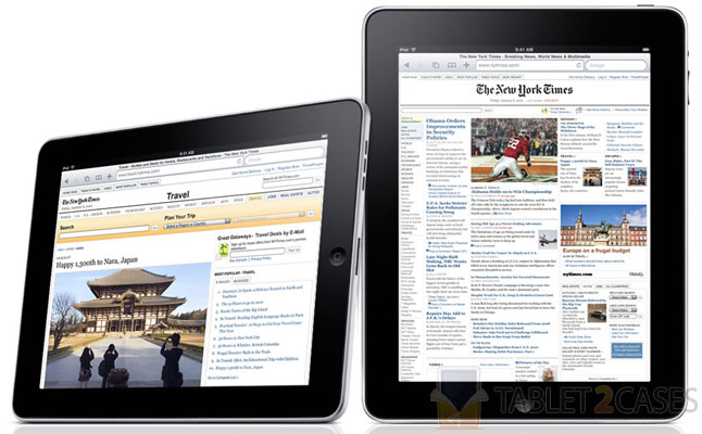Apple leads tablet sales