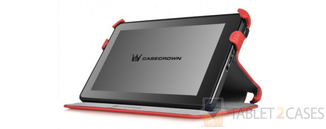 Kindle Fire Ace Flip Case from Casecrown review