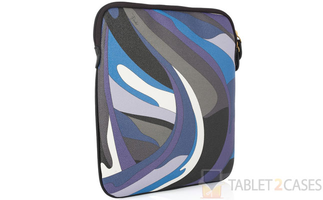 Emilio Pucci Printed iPad Case screenshot