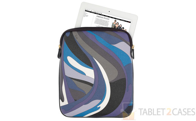 Printed iPad Case from Emilio Pucci review