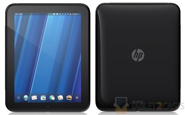 HP slashed prices for Touchpad