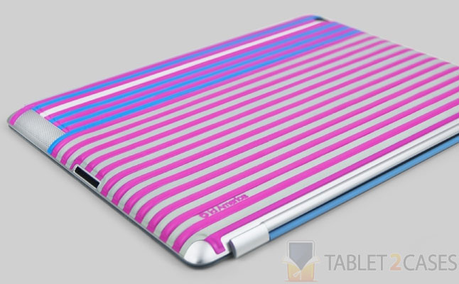 id America Cushi Stripe for iPad 2