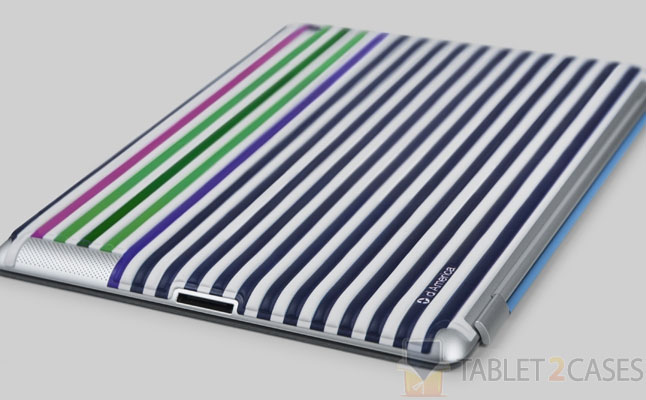Cushi Stripe for iPad 2 from id America
