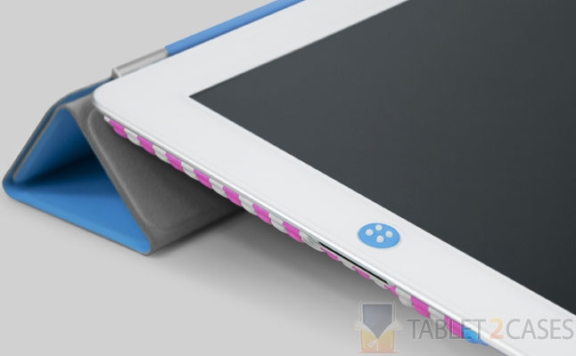 Cushi Stripe for iPad 2 from id America screenshot