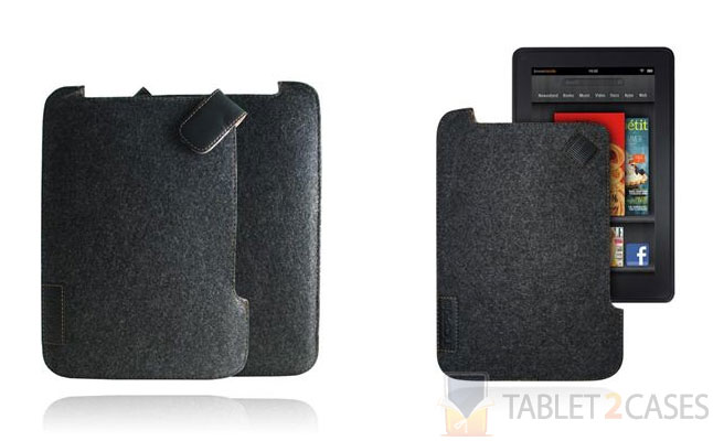 Incipio Amazon Kindle Fire underGROUND Felt Sleeve Case