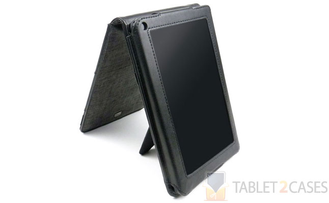 Amazon Kindle Fire Charcoal Flip Case from JAVOedge screenshot